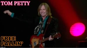 Tom Petty   Free Fallin'   Live   Full Moon Fever - Official